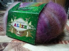 Mohair Angora Wool Yarn Alize Kid Royal Mohair Missisipi Thread Crochet Hand Knitting Lace Turkish YarnLot of 4 skeins 200 gr 2188 yds Color 4011 Yarn Thread, Thread Crochet, Lace Knitting, Knit Crochet, Amazon Art, Sewing Stores, Wool Yarn, Sewing Crafts, Decorative Boxes