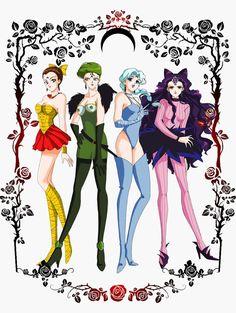 Shugo Chara, Sailor Moon Art, Black Moon, Sanrio, Moonlight, Anime, Collection, Cartoons, Good Deeds
