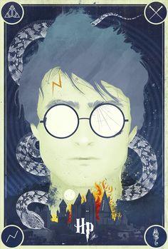 "Okay, I don't see this and think ""Harry Potter, yay!""  I think ""The decapitated head of Zombie Potter, Braaaaaiiiiinnnnsssss.""  Just sayin."