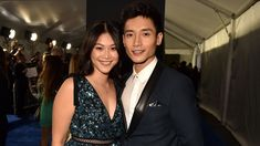 Manny Jacinto Engaged To Girlfriend Dianne Doan - See How His Character On 'The Good Place' Inspired Him! Dianne Doan, Manny Jacinto, Vulture Festival, Canadian Actresses, Very Happy Birthday, First Dates, Dance Class, Mendoza, Proposal