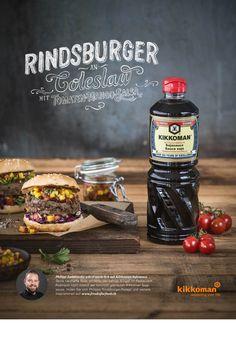 Kikkoman - Kampagne 2016 Food, Design, Communication, Recipes, Eten, Meals, Diet