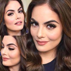 Ximena Navarrete  MakeUp  maquillaje