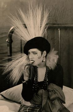 1925 norma shearer rarest silent film portrait vamp from her estate art deco wow