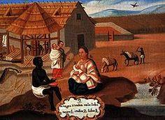 Zambo - Zo werden de kinderen van een indiaans-zwart echtpaar genoemd.