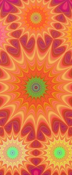 Abstract Mandala Design Collection - boho chic mandalas
