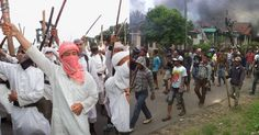 Shariah Muslims Close in to Destroy Church… Suddenly Christians Hit Back With PAINFUL Lesson