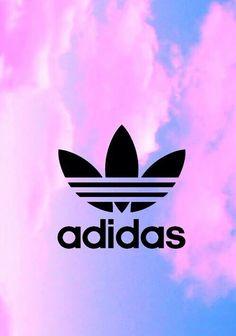adidas, background, and wallpaper Bild