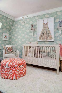 "Pasadena Showcase House of Design 2014 : ""The Nursery Suite"" - Peltier Interiors Interior Design Studio, Design Firms, Cribs, Bed, California Cool, Projects, Nursery Ideas, Furniture, Cool Style"