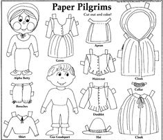 PAPER PILGRIMS  Alpha Betty and Gus Goodsport The Mini-Page for children that ran in many newspapers across the Country. November 18, 1988.