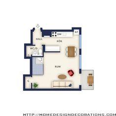 MIL suite  http://www.homedesigndecorations.com/interior/apartment-designs/compact-room-apartment-interior-stockholm/
