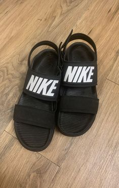 Like new only worn twice Women's Shoes Sandals, Heels, Nike Tanjun, Nike Women, Brand New, Fashion, Heel, Moda, Fashion Styles