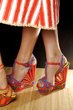 Catwalk Shoes 2012 – Best Shoes from the Catwalk (Vogue.com UK)