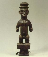 Objets Ibibio Eket Art Ancien, African Art, Statues, Metal Working, Carving, Home Decor, Africa, Other, Objects