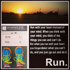 @rossygirl1's photo: Ran with the #sunrise this morning in my new #Newtons. Still debating if I want to wear them for Sundays #ochalfmarathon  #beachcitieschallenge. Just feel like their may not be enough miles on the new shoes and dont want to make my calves sore...might just wear the old shoes. #furtherfasterforever #Run4Rea #newtonrunning #iheartrunning