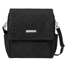 Petunia Pickle Bottom Boxy Backpack- Bedford Avenue Embossed