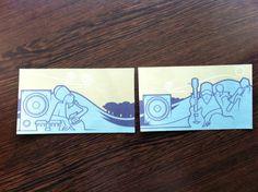 Dit waren de kaartjes van Fat Freddy's Drop van afgelopen maandag. Was een super concert. X