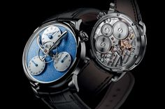 MB&F Legacy Machine Split Escapement LM SE