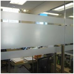 Frosted Vinyl Film Window Graphics in New York Window Graphics, Vinyl Signs, Window Film, Reception Areas, Glass Film, Custom Vinyl, Vinyl Lettering, Frosted Glass, Windows And Doors