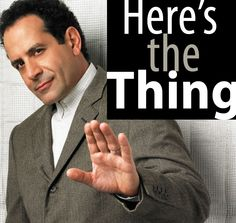 MONK - Here's the thing!
