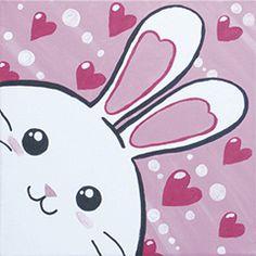 Junior Social Artworking: Hunny Bunny