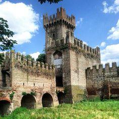 MONTAGNANA:   Porta Legnago #Montagnana #Italy #bestplace