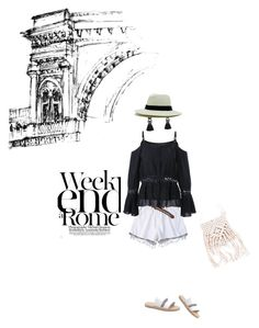 """Travel style"" by stellina-from-the-italian-glam ❤ liked on Polyvore featuring Lara"