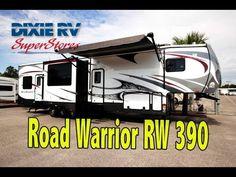HeartLand 390RW Road Warrior - Stan Harris For Sale in Defuniak Springs