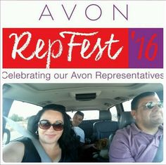 On our way to Vegas Baby!  Avon RepFest 2016