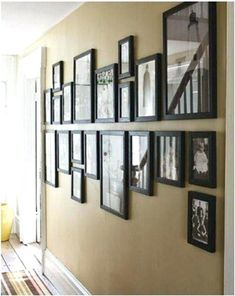 Image result for ideas for decorating an upstairs hallway