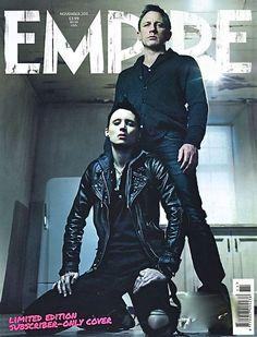 Daniel Craig Magazine Cover Photos -
