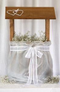 Bridal Shower Wishing Well