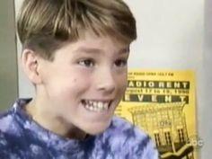 Young Ryan Reynolds