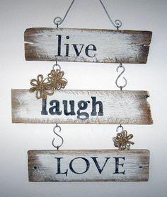 Live Laugh Love Sign Pallet Designs Wood Design Signs Diy
