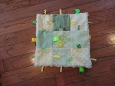 Linda's LoopdeLoops Texture Blankets Ribbons by LindasLandOfAhs, $20.00