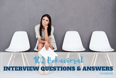 Job applicants that know how to answer behavioral interview questions have higher chances of getting the job. We show you how to answer those questions. Star Interview Questions, Best Interview Tips, Interview Makeup, Behavioral Interview Questions, Interview Questions And Answers, Interview Preparation, Human Resources Jobs, Your Strengths And Weaknesses, Question And Answer