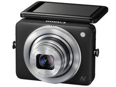 Canon Powershot N. New Canon series. Powerful camera with WiFi. Smart Auto, Cincinnati, Wifi, Cameras Nikon, Creative Shot, Optical Image, Point And Shoot Camera, Photography Gifts, Digital Cameras