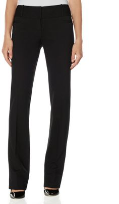 The Limited Cassidy Ponte Bootcut Pants which looks great with heels