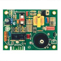 Universal Ignitor Board w/Post, Small-UIB S POST by Dinosaur Electronics Dinosaur Electronics Universal Ignitor Boards will fit most brands of furnaces, refrigerators and water heaters. Match the original by voltage rating and size. Three year warranty registration card included with each board...