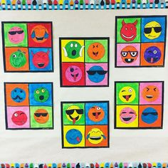 The many faces of grade! Many Faces, Elementary Art, Art Education, Art Lessons, Bass, Teacher, Image, Instagram, Color Art Lessons
