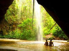 Caverna Maroaga - Presidente Figueiredo, Amazonas