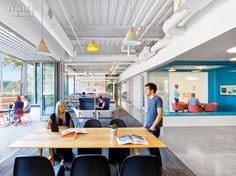 Fullscreen's Los Angeles Headquarters by Rapt Studio Signals a Bright Future for Content Creators