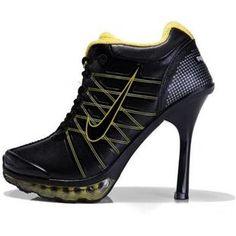 2f6041a247e www.asneakers4u.com  Nike Air Max High Heels Yellow Buy Nike Shoes