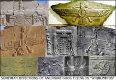 Los Sumerios y el contacto extraterrestre - Noticias misteriosas del mundo