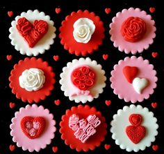 ladybug valentines day craft