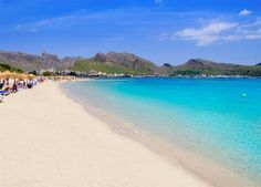 The top 10 beaches in Mallorca. Family Holiday Destinations, Holiday Places, Holiday Time, Menorca, Beautiful Places To Visit, Beautiful Beaches, Places To Travel, Places To See, Mallorca Beaches