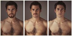 Beards make you sexier, Moustaches make you creepier. It's science. - Imgur