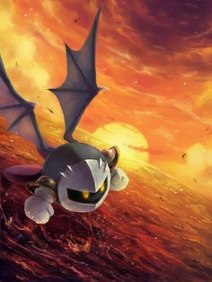Meta Knight. Love it!!! SO AWESOME!!!!!! I like the look of it!
