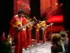 'Rockin' Robin' by Jackson Five 1972 rare video.  Watch it, its good!   played over 6 million times.