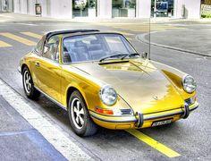 Metallic Porsche