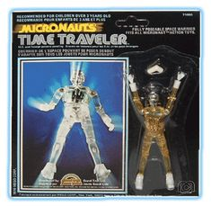 Micronauts Time Traveler